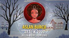 Aslan Burcu Aralık 2020 Yorumu