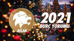 Aslan Burcu 2021 Yıllık Burç Yorumu