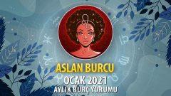 Aslan Burcu Ocak 2021 Yorumu