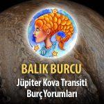 Balık Burcu - Jüpiter Kova Transiti Yorumu