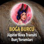 Boğa Burcu - Jüpiter Kova Transiti Yorumu