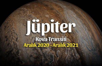 Jüpiter Kova Transiti Burç Yorumları – 19 Aralık 2020