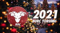 Koç Burcu 2021 Yıllık Burç Yorumu