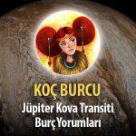 Koç Burcu - Jüpiter Kova Transiti Yorumu