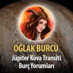 Oğlak Burcu - Jüpiter Kova Transiti Yorumu