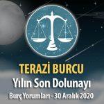 Terazi Burcu - Dolunay Burç Yorumları 30 Aralık 2020