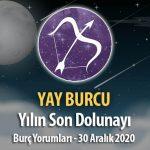 Yay Burcu - Dolunay Burç Yorumları 30 Aralık 2020