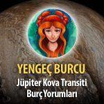 Yengeç Burcu - Jüpiter Kova Transiti Yorumu