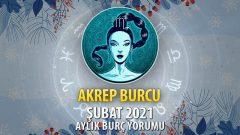 Akrep Burcu Şubat 2021 Yorumu