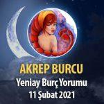 Akrep Burcu Yeni Ay Burç Yorumu - 11 Şubat 2021