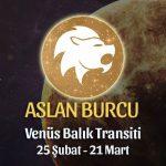 Aslan Burcu - Venüs Balık Transiti Yorumları
