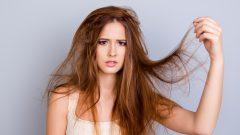 Kuru Saçları Parlak Gösterecek Yöntemler