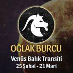 Oğlak Burcu - Venüs Balık Transiti Yorumları