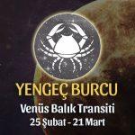 Yengeç Burcu - Venüs Balık Transiti Yorumları
