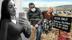 Hamileyken Öldürülen Sezen'in Babası: Sadece Gözlerini Bağışlayabildik