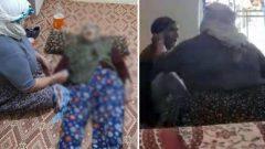 Vefat Eden Yaşlı Kadının Dövüldüğü Görüntüler Ortaya Çıktı