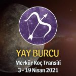 Yay Burcu - Merkür Koç Transiti Yorumu