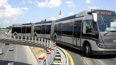 Metrobüste Rehine Eylemi