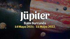 Jüpiter Balık Trantisi Burç Yorumları – 14 Mayıs 2021
