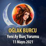 Oğlak Burcu - Yeni Ay Burç Yorumu 11 Mayıs 2021