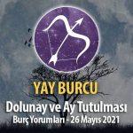 Yay Burcu - Dolunay Ay Tutulması Yorumu