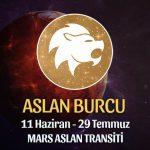 Aslan Burcu - Mars Aslan Transiti Yorumu