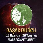 Başak Burcu - Mars Aslan Transiti Yorumu