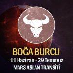 Boğa Burcu - Mars Aslan Transiti Yorumu
