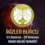 İkizler Burcu - Mars Aslan Transiti Yorumu