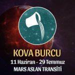 Kova Burcu - Mars Aslan Transiti Yorumu
