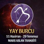 Yay Burcu - Mars Aslan Transiti Yorumu