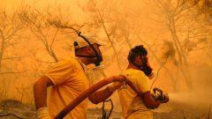 Türkiye'nin dört bir yanından yangın haberleri gelmeye devam ediyor