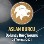 Aslan Burcu - Dolunay Burç Yorumu 24 Temmuz 2021