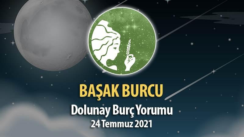 Başak Burcu - Dolunay Burç Yorumu 24 Temmuz 2021