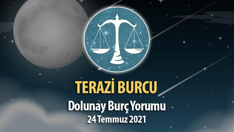 Terazi Burcu - Dolunay Burç Yorumu 24 Temmuz 2021