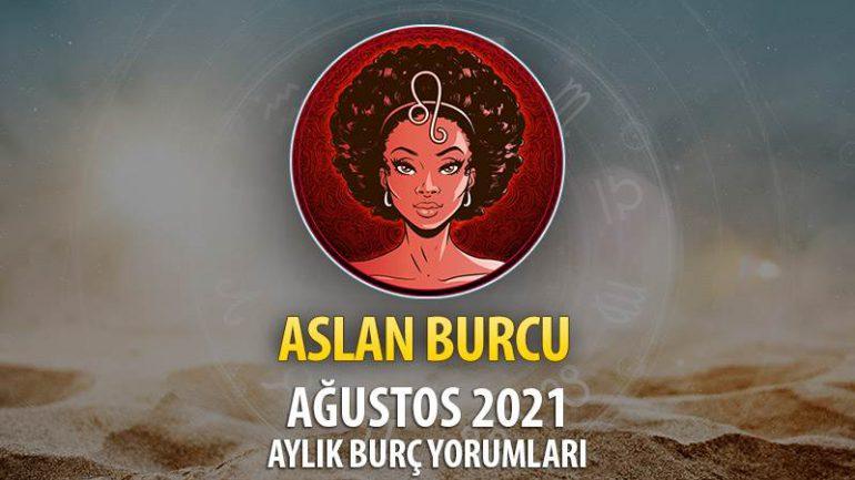 Aslan Burcu Ağustos 2021 Aylık Burç Yorumu