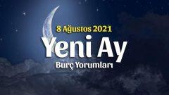 Aslan Burcunda Yeni Ay Burç Yorumları – 8 Ağustos 2021