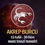 Akrep Burcu - Mars Terazi Burç Yorumu