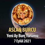 Aslan Burcu Yeni Ay Yorumu - 7 Eylül 2021