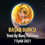 Başak Burcu Yeni Ay Yorumu - 7 Eylül 2021