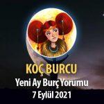 Koç Burcu Yeni Ay Yorumu - 7 Eylül 2021