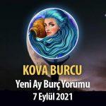 Kova Burcu Yeni Ay Yorumu - 7 Eylül 2021