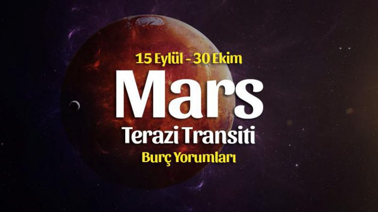 Mars Terazi Burcunda Burç Yorumları – 15 Eylül 2021