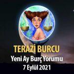 Terazi Burcu Yeni Ay Yorumu - 7 Eylül 2021
