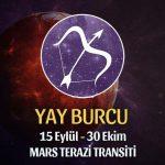 Yay Burcu - Mars Terazi Burç Yorumu