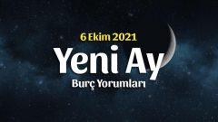 Terazi Burcunda Yeni Ay Burç Yorumları – 6 Ekim 2021