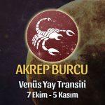 Akrep Burcu - Venüs Transiti Burç Yorumu