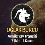 Oğlak Burcu - Venüs Transiti Burç Yorumu