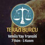 Terazi Burcu - Venüs Transiti Burç Yorumu